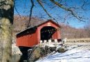 West Arlington Covered Bridge, Arlington, Vermont