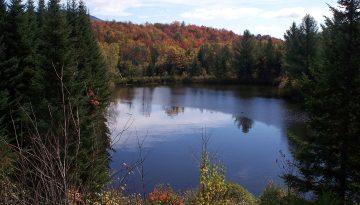 Belvidere, Vermont, New England USA