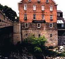 Bradford, Vermont, New England USA