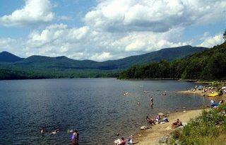 Chittenden, Vermont, New England USA