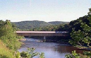 Dummerston, Vermont, New England USA