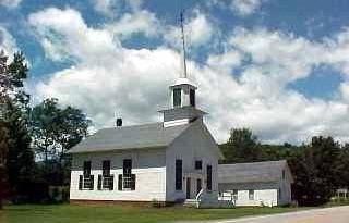 Duxbury, Vermont, New England USA