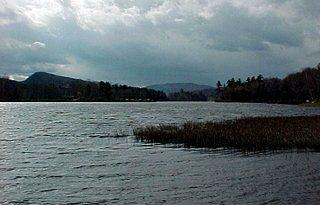 Eden, Vermont, New England USA