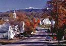 Fairfax, Vermont, New England USA