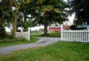 Ferrisburgh, Vermont, New England USA