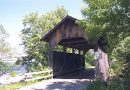 Holmes Creek Covered Bridge, Charlotte, Vermont