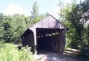 Jaynes Covered Bridge, Waterville, Vermont
