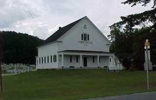 Lyndon, Vermont, New England USA