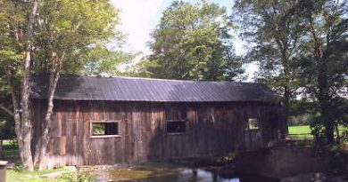 MacMillan Covered Bridge, Grafton,Vermont