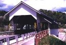 Miller's Run Covered Bridge, Lyndon, Vermont