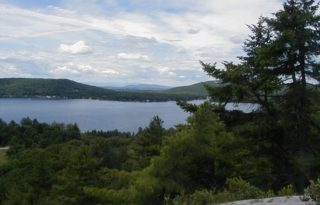 Salisbury, Vermont, New England USA