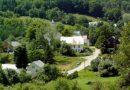 Topsham, Vermont, New England USA