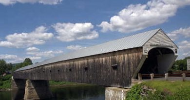 Windsor-Cornish Covered Bridge, Windsor, Vermont