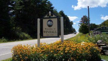 Winhall, Vermont, New England USA