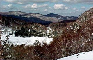 Buels Gore, Vermont, New England USA