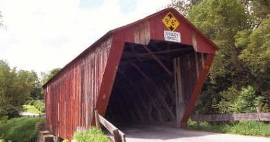 Cooley Covered Bridge, Pittsford, Vermont