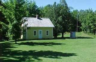 Fairfield, Vermont, New England USA