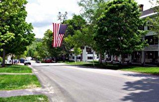 Grafton, Vermont, New England USA