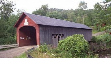 Green River Covered Bridge, Guilford, Vermont