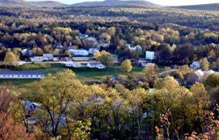 Groton, Vermont, New England USA