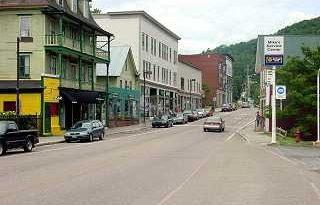 Hardwick, Vermont, New England USA