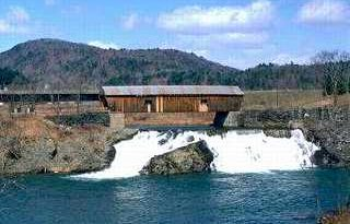 Hartland, Vermont, New England USA