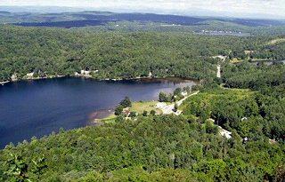 Hubbardton, Vermont, New England USA