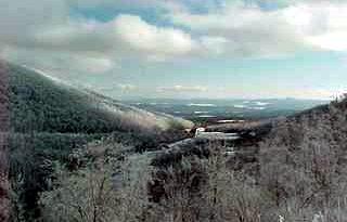 Jay, Vermont, New England USA