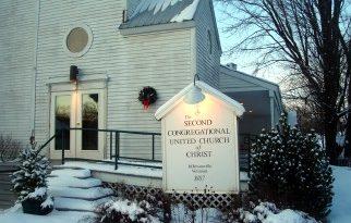 Jeffersonville, Vermont, New England USA