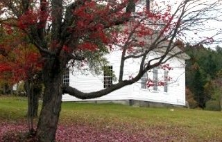 Landgrove, Vermont, New England USA