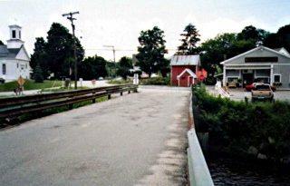 Lincoln, Vermont, New England USA