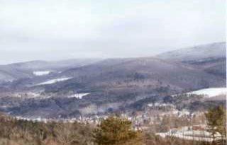 Northfield, Vermont, New England USA
