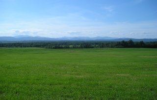 Panton, Vermont, New England USA