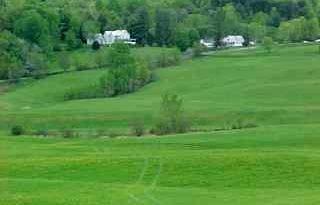 Randolph, Vermont, New England USA