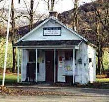 Rupert, Vermont, New England USA