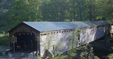 Scott Townshend Covered Bridge, Townshend, Vermont