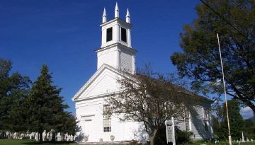 Shaftsbury, Vermont, New England USA