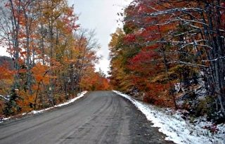 Stannard, Vermont, New England USA