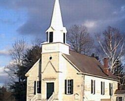 Sunderland, Vermont, New England USA