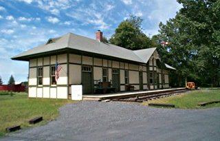 Swanton, Vermont, New England USA