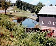 Vernon, Vermont, New England USA