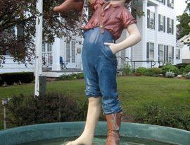 Wallingford, Vermont, New England USA